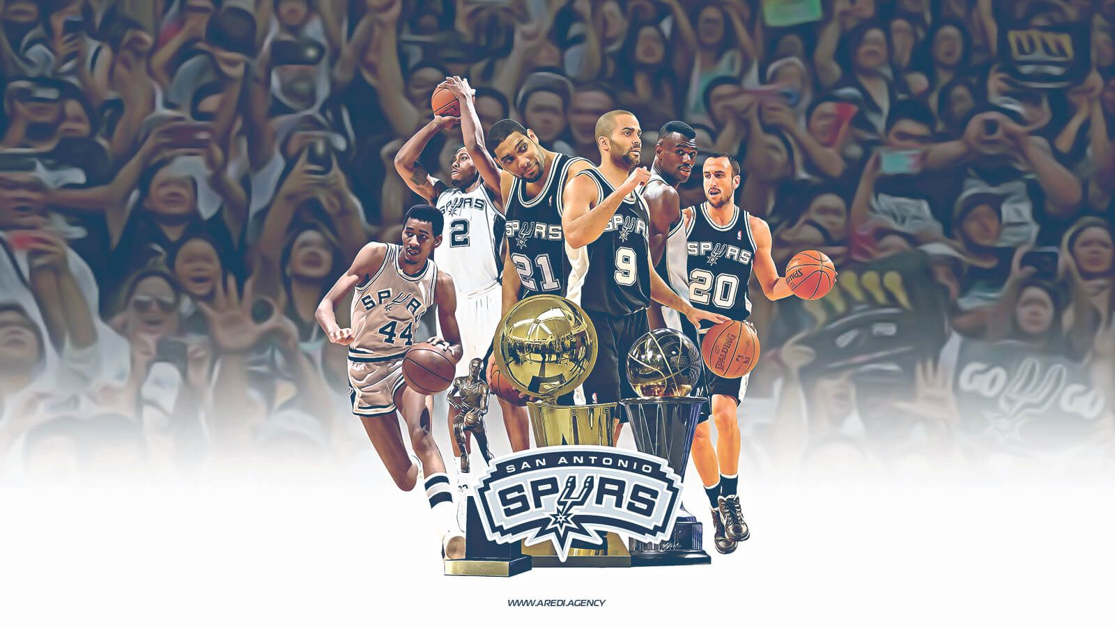 San Antonio Spurs, wallpaper, art, sport, create, design, basketball, champion, club, branding, NBA, MVP legends, histoty, All Star game, Tim Duncan, ...