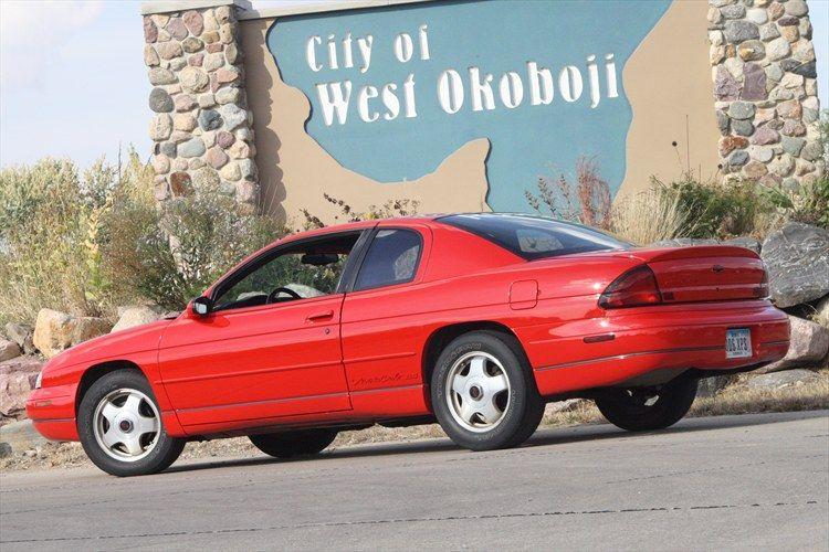 Revo24 S 1998 Chevrolet Monte Carlo Z34 Coupe 2d In Okoboji Ia
