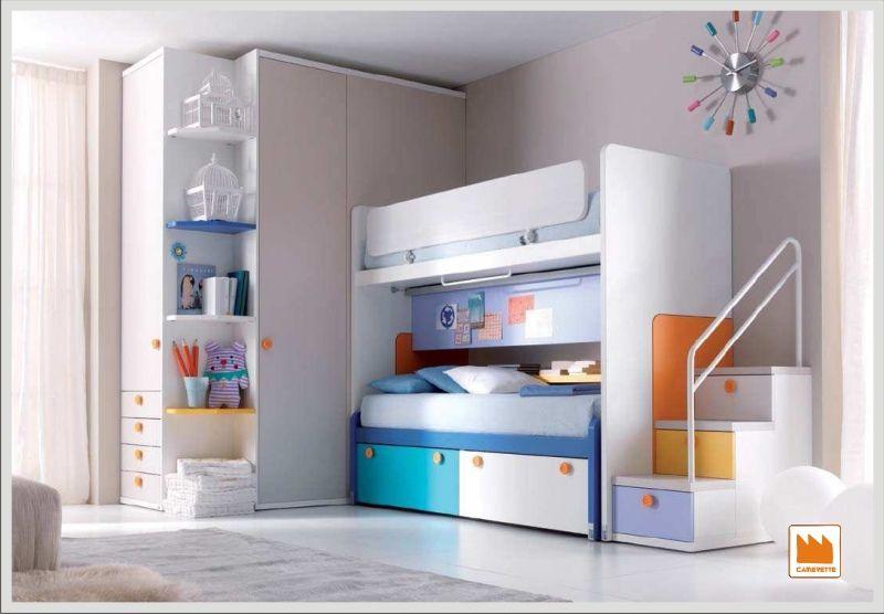Design by Fabbrica Camerette Camerette