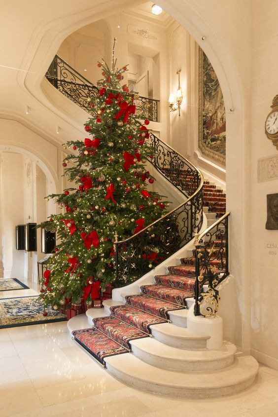Huge Christmas Tree Decoration