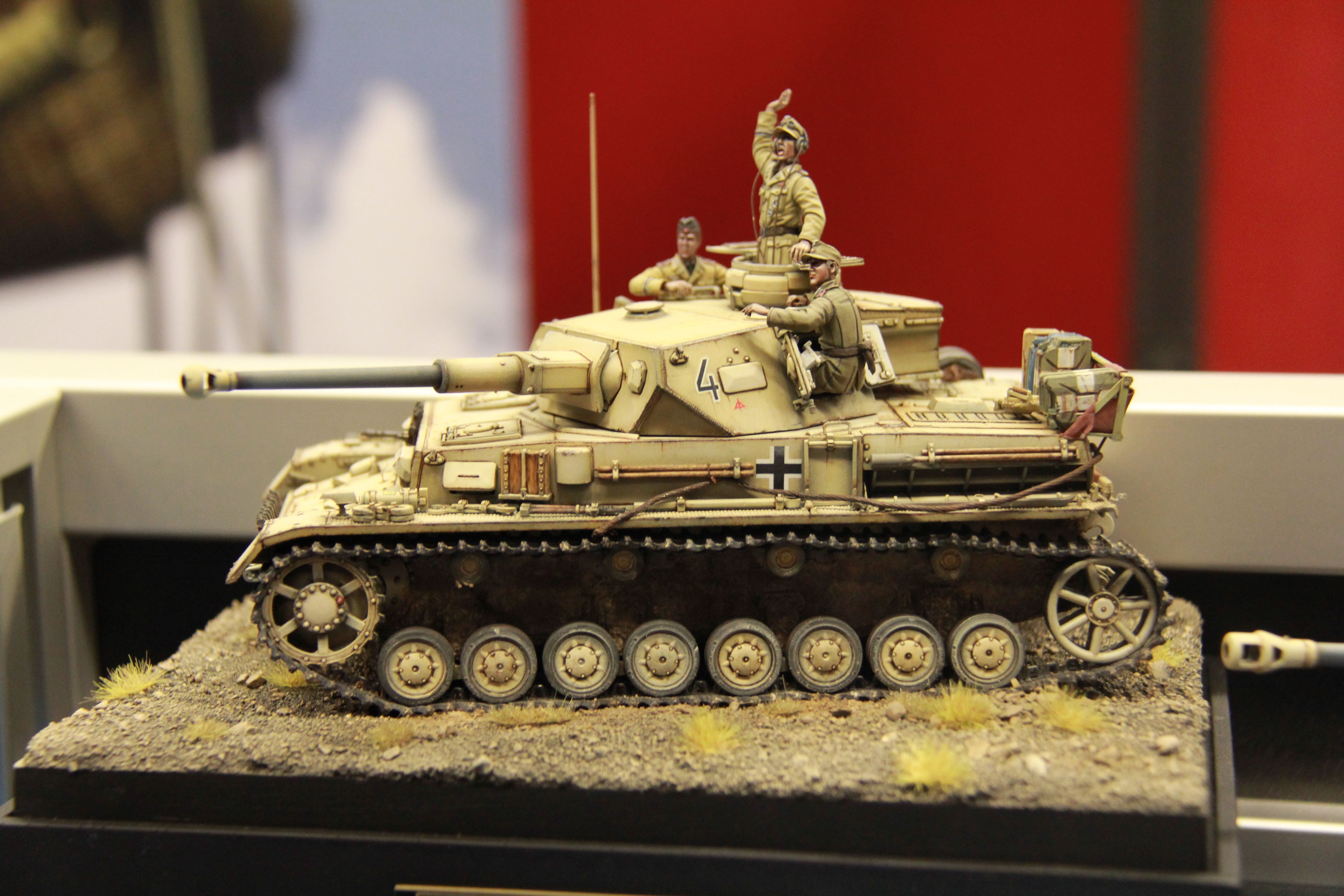 Panzer IV - Scale Model Challenge 2015