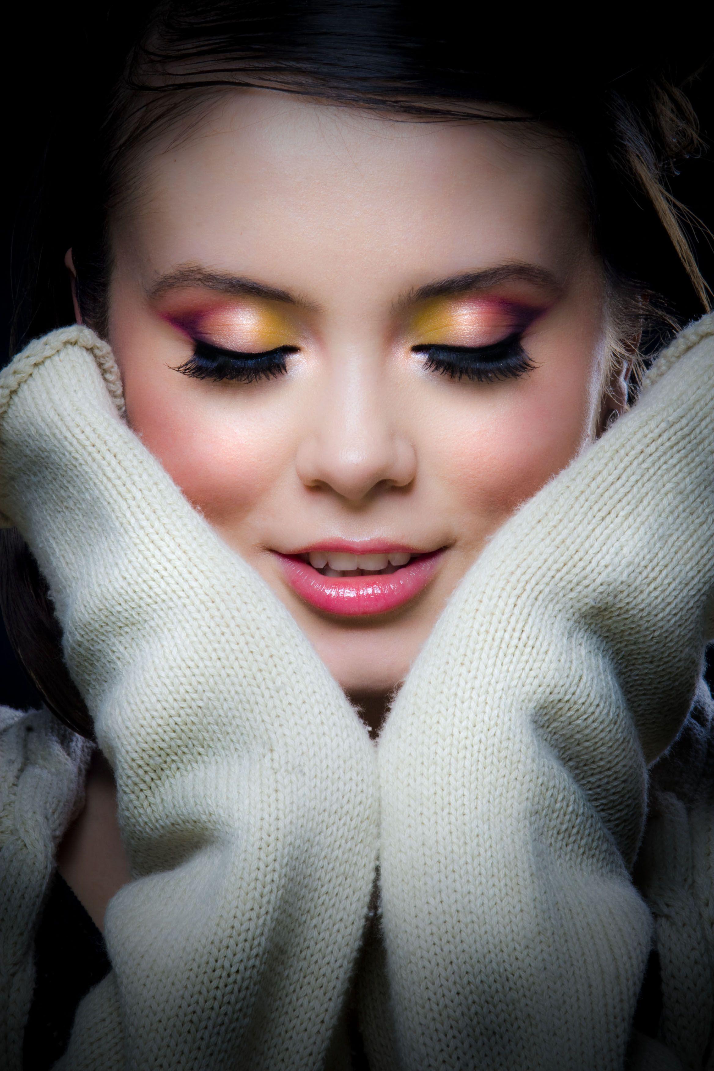 Anca Dumitra photographer: florin constantin model: anca dumitra hair