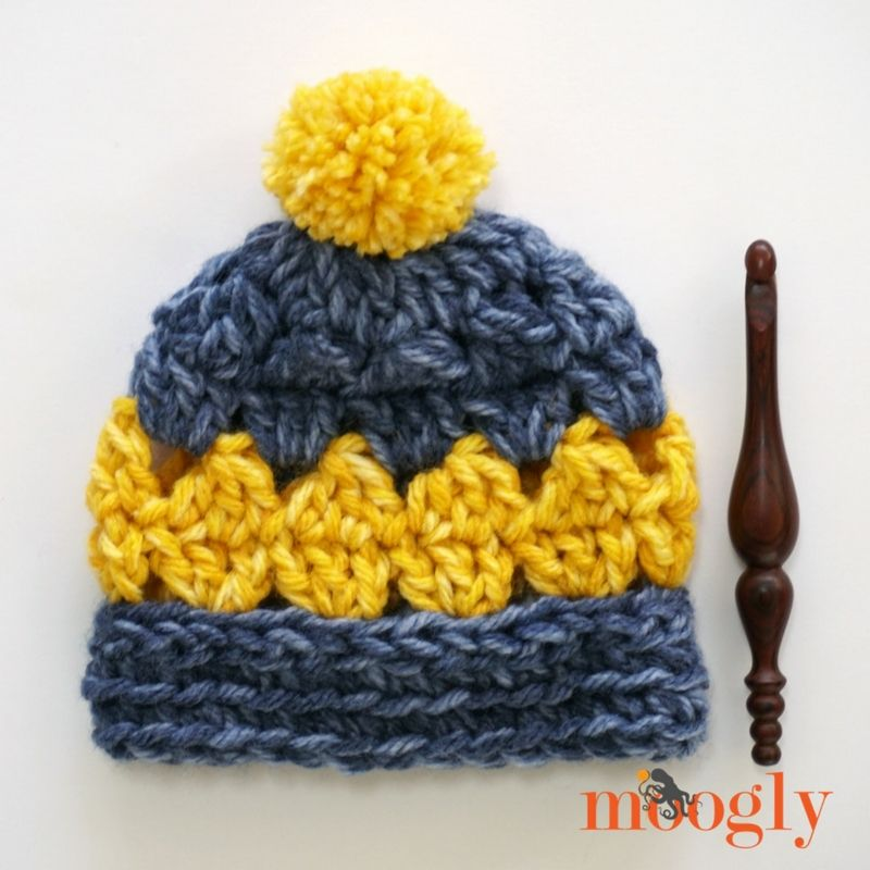 Ethan Baby Beanie | Free crochet, Crochet and Patterns
