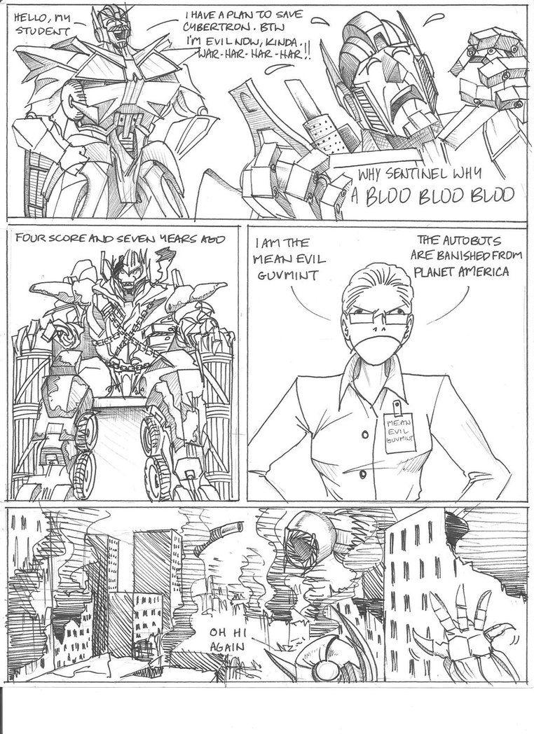 Transformers (c) HasbroTakara 3