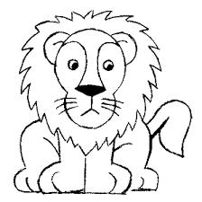 Resultado De Imagem Para Animais Selvagens Para Colorir Vzory