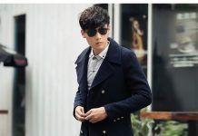Bật mí 9 mẫu áo khoác dạ nam Hàn Quốc đẹp nhất 2016