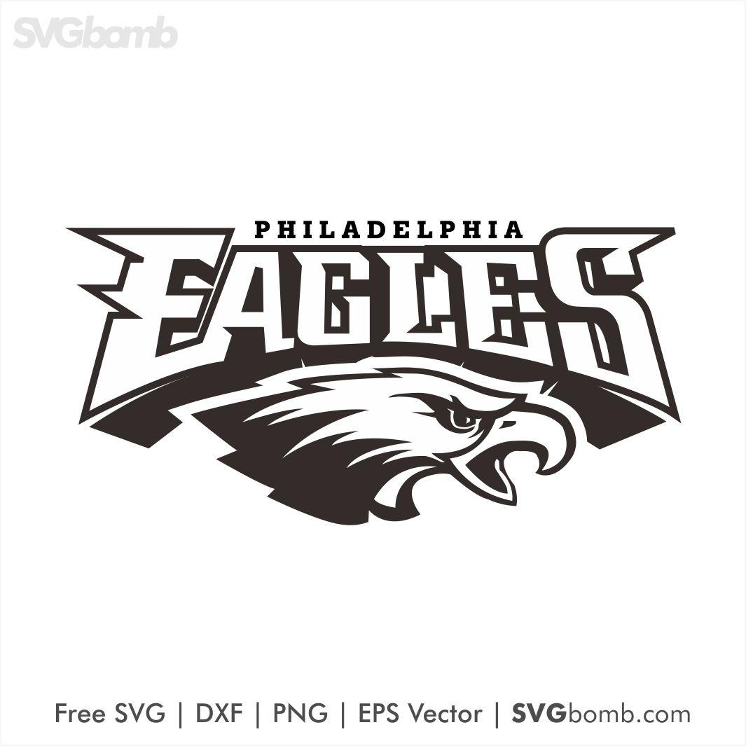 The Philadelphia Eagles Are A Professional American Football Franchise Based In Philadelphia Pennsylvania The Eagles Compete I Philadelphia Eagles Eagles Svg
