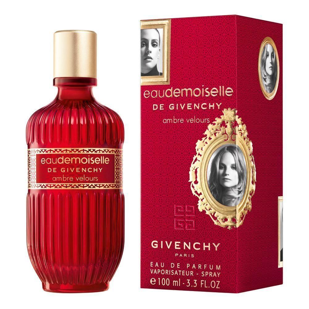 Givenchy Eaudemoiselle Ambre Velours 100ml Eau De Parfum EDP Women Spray Perfume