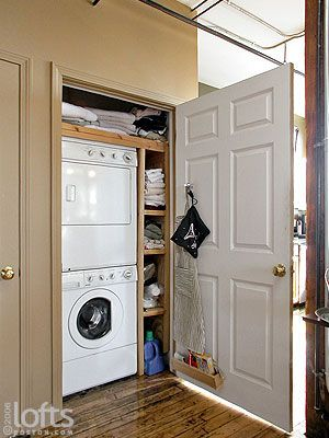 Image Result For Laundry And Air Handler Closet