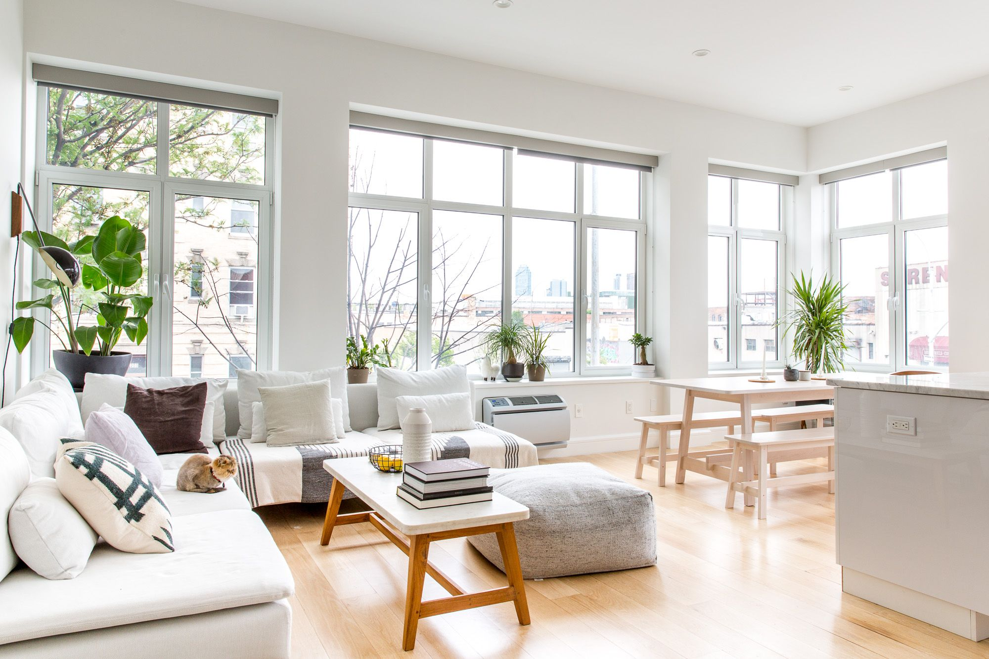 West Coast Casual Meets Southwest Minimalism In Brooklyn
