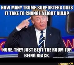 Image result for stupid trump supporters