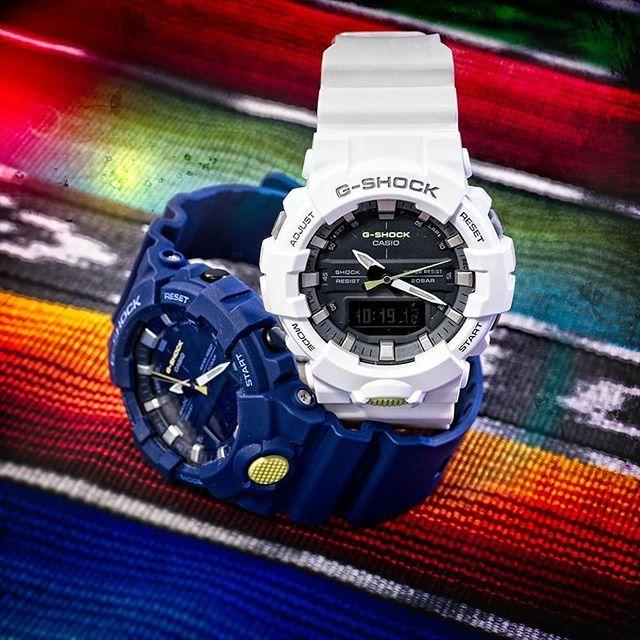 40edad84e58 G-Shock GA-800SC — The new Colorways