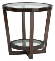 Products Zola Round End Table 507 123 Bernhardt
