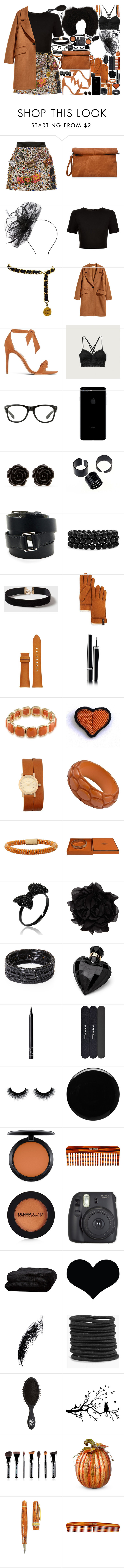 """""""Trendy trendsetter"""" by kam4beautyy ❤ liked on Polyvore featuring Dolce&Gabbana, Ted Baker, Chanel, Alexandre Birman, Abercrombie & Fitch, Erica Lyons, Hermès, Bling Jewelry, Dorothy Perkins and UGG"""