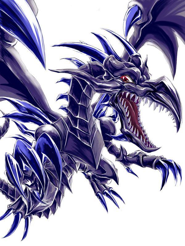 Red Eyes Black Dragon 1421137 Yugioh Monsters Black Dragon Red Eyes
