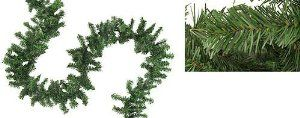 9' Canadian Pine Artificial Garland for $7 on amazon!
