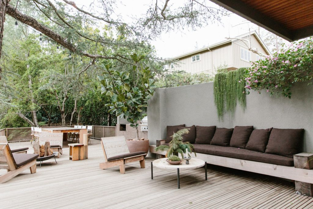 A home tour of designer Pamela Shamshiri's Hollywood Hills home and her tips for styling your home.