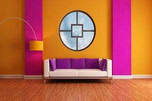 Peinture salon : les couleurs tendances qui vont marquer 2015 ...
