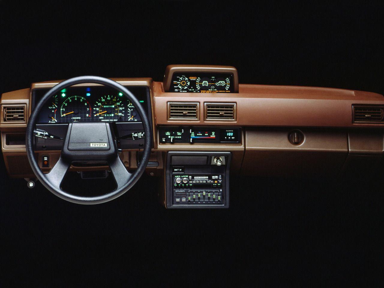Car Interiors Toyota 4runner Toyota 4runner Interior 4runner