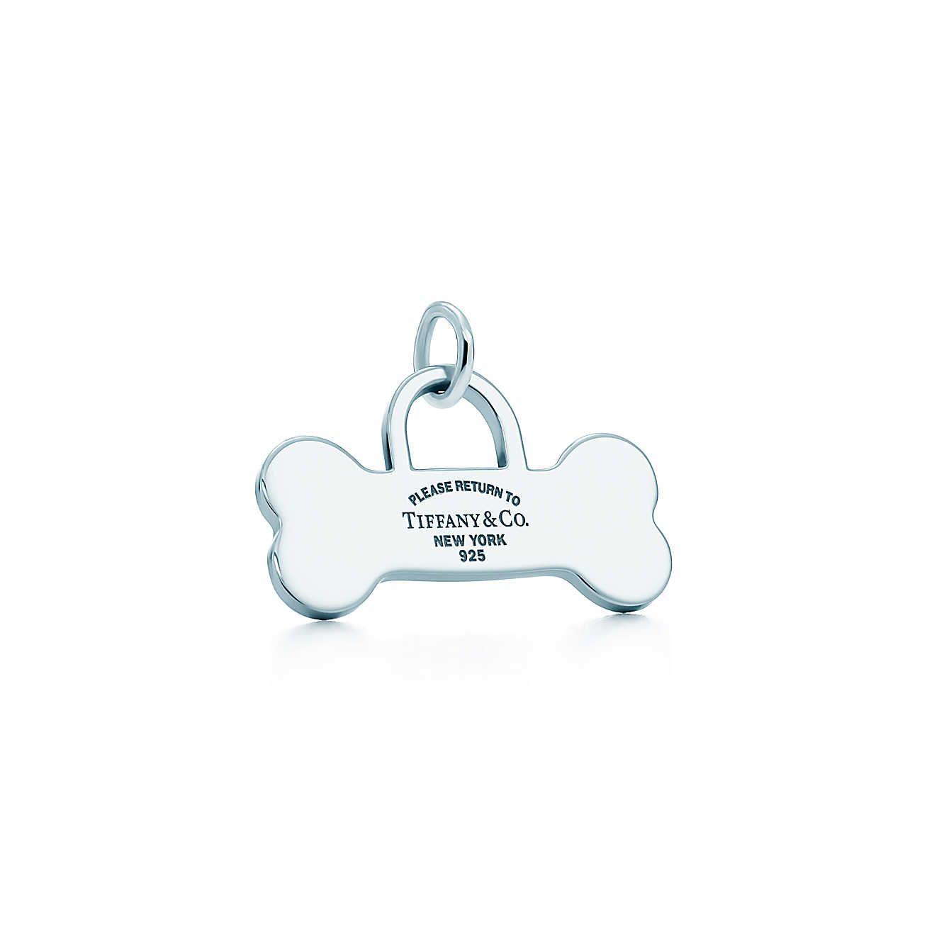 Return to Tiffany®:Bone Tag Charm