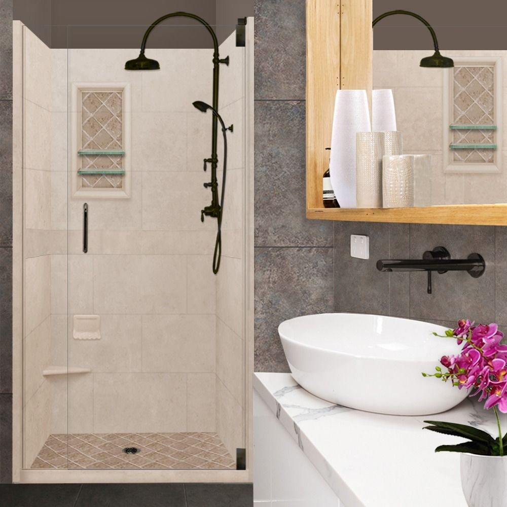 Custom Showers In 2020 Custom Shower Pan Shower Kits Custom Shower