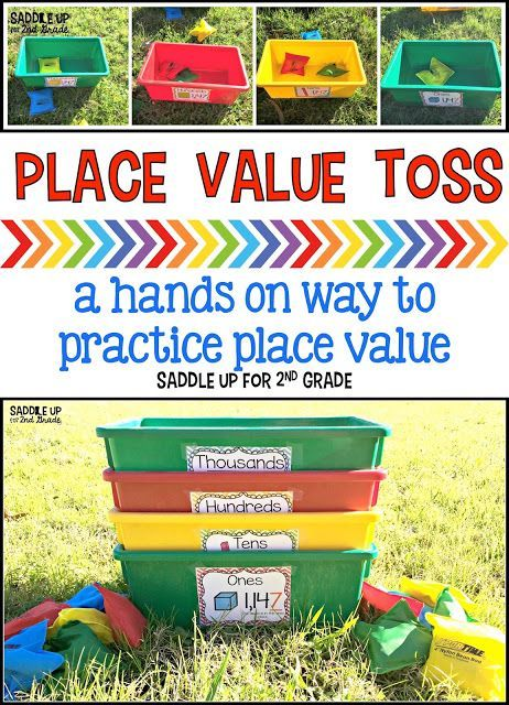 place value toss bright ideas for the classroom 3rd grade math math third grade math. Black Bedroom Furniture Sets. Home Design Ideas