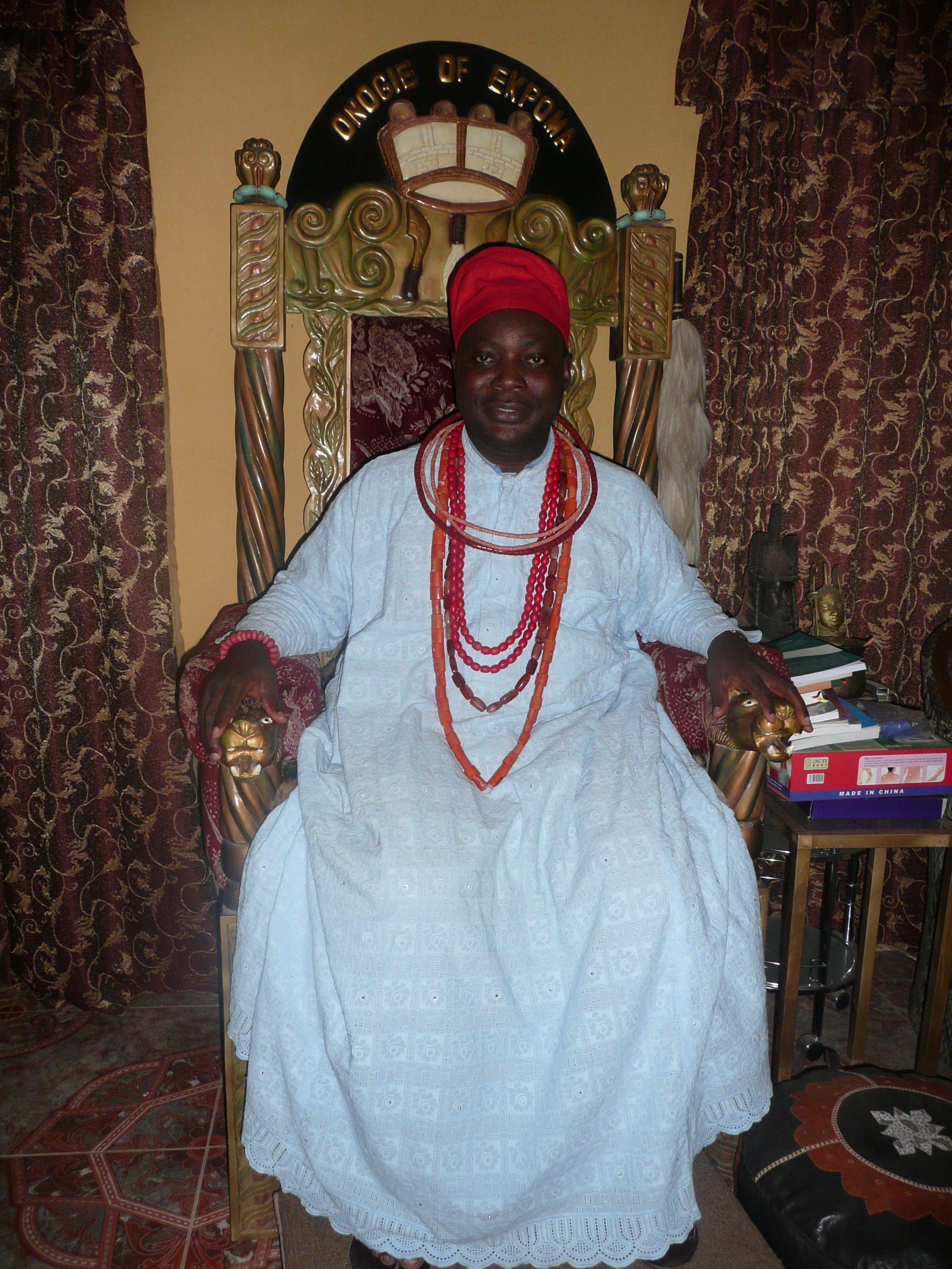 Ojie of Ekpoma, in Edo State Nigeria  | Cultural | African
