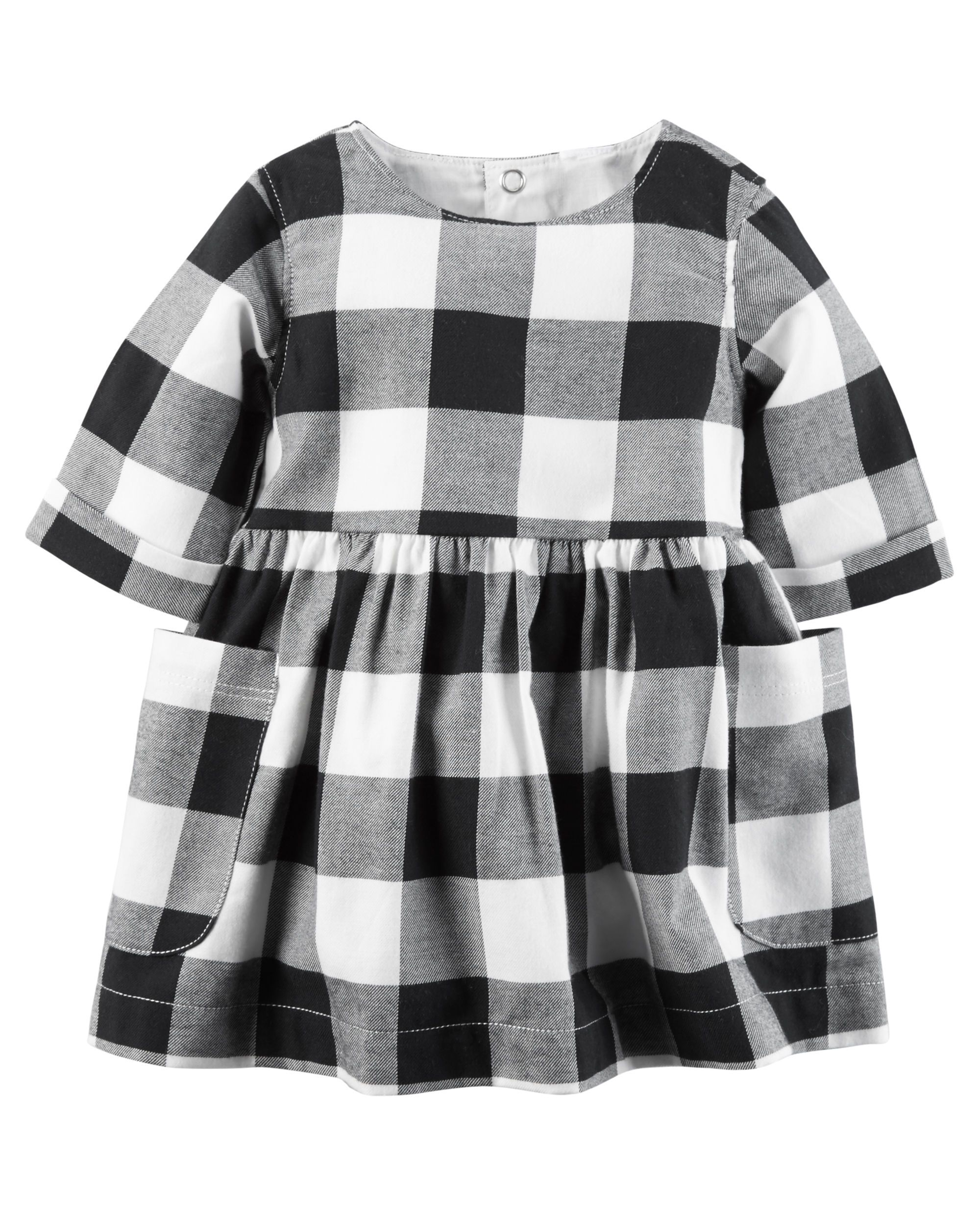 Gingham Dress  Babies Girls and Babies clothes