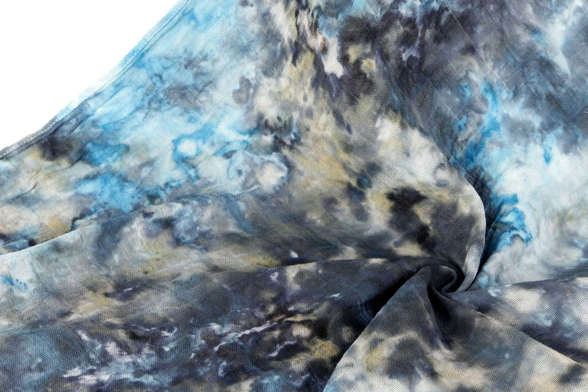 Stoff Mit Eiswurfeln Farben Batik Mit Eiswurfeln Stoffe Batik Muster Batikmuster