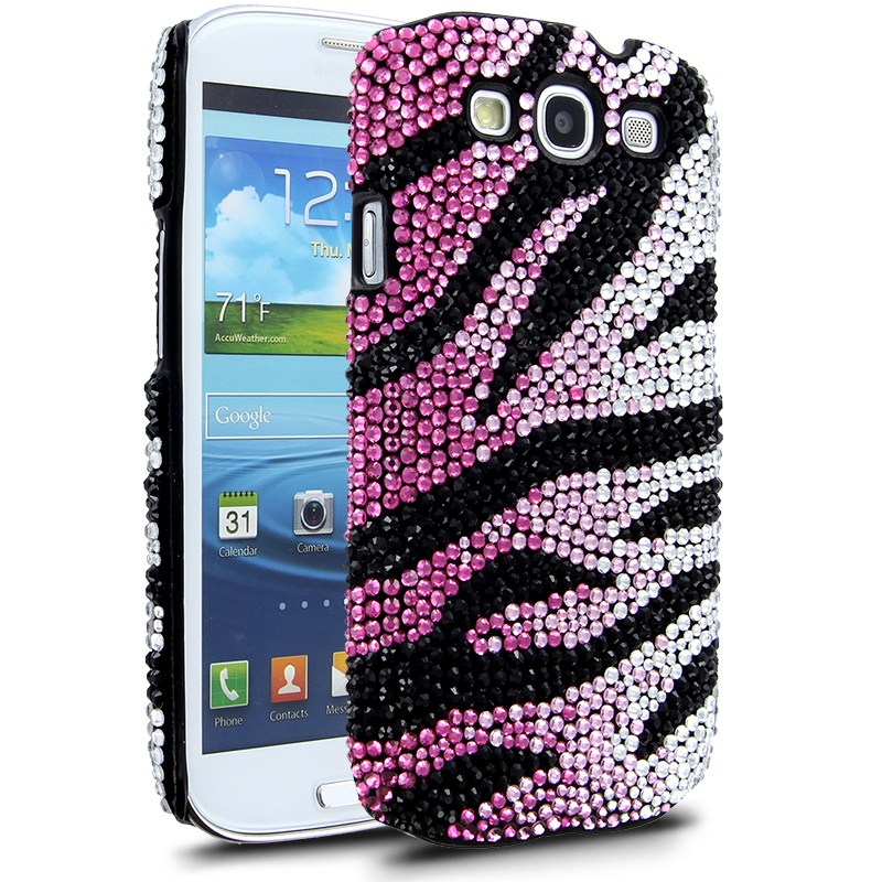 Cellairis by Elle & Blair Twilight Glitz Case for Samsung Galaxy S