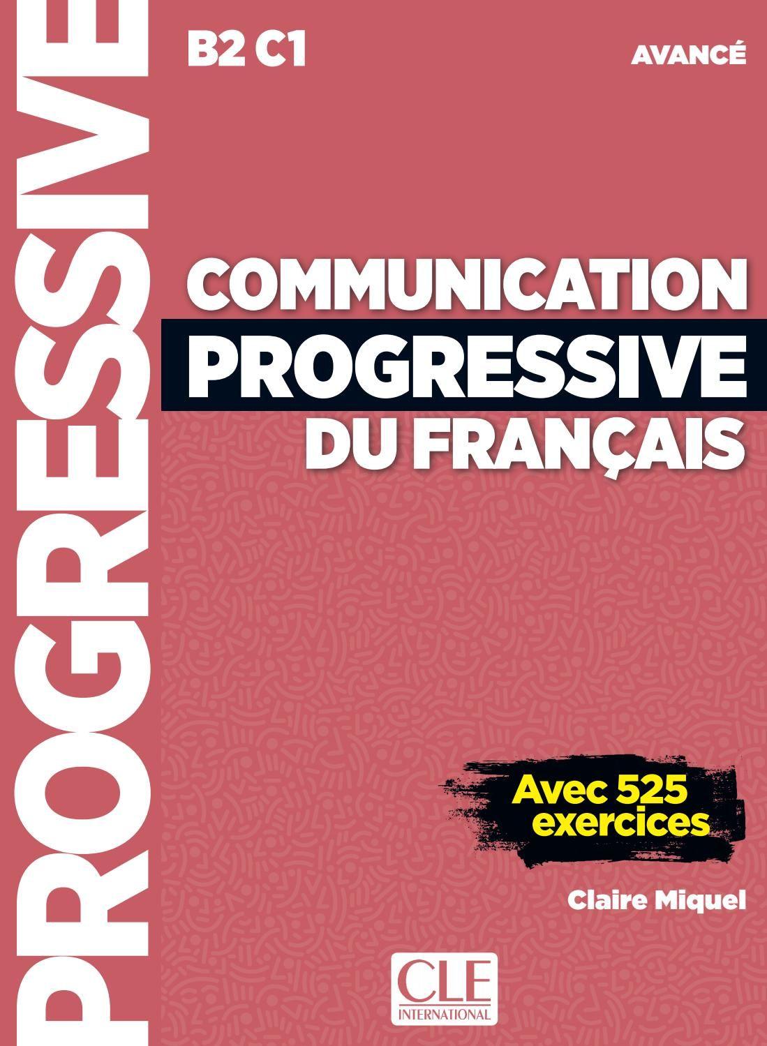 Communication Progressive Du Francais Niveau Avance In 2020 Learn French Teaching French Communication