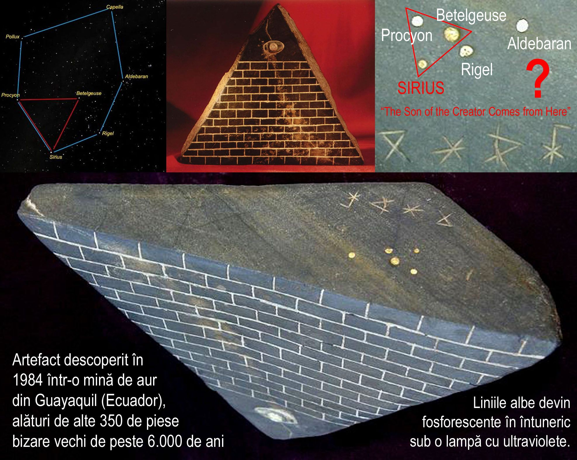 Sirius The Pyramid With The Eye The Son Of The Creator Comes