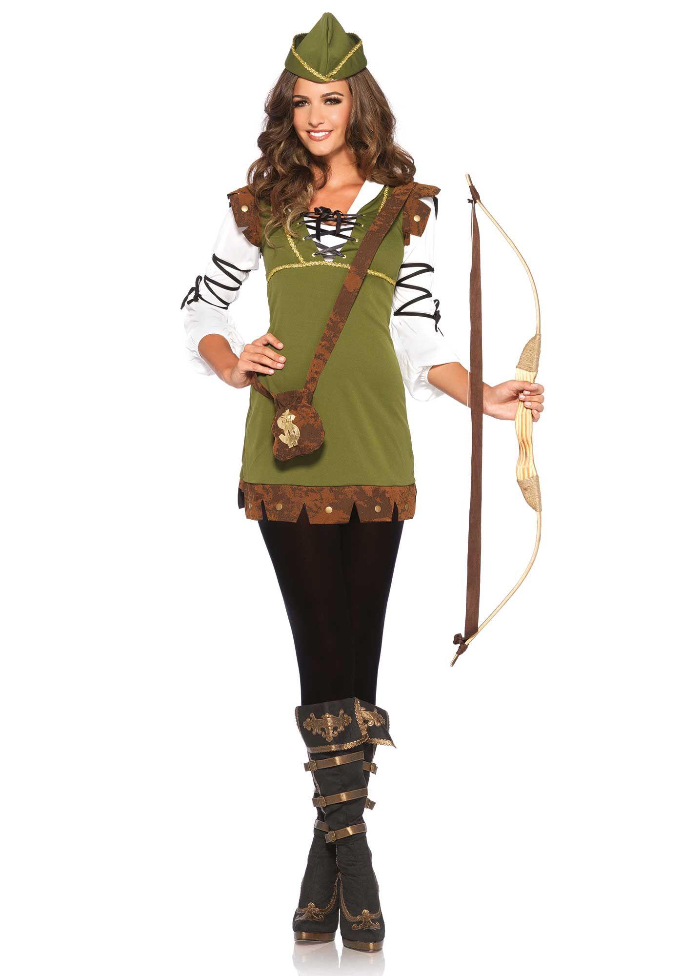 2643b15e2417b Leg Avenue Classic Robin Hood Costume #Fairytale #Disney #Hunter #Forrest  #English #Traditional