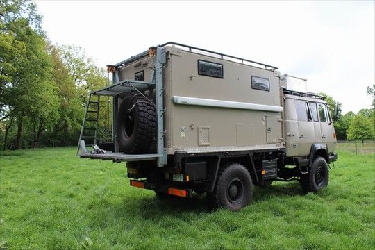 mb1719ak expedition truck overland pinterest expedition truck adventure campers and steyr. Black Bedroom Furniture Sets. Home Design Ideas