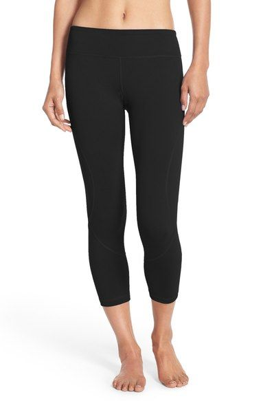 e08ab60c430265 Zella 'Live In' Crop Leggings available at #Nordstrom | Nordstrom ...