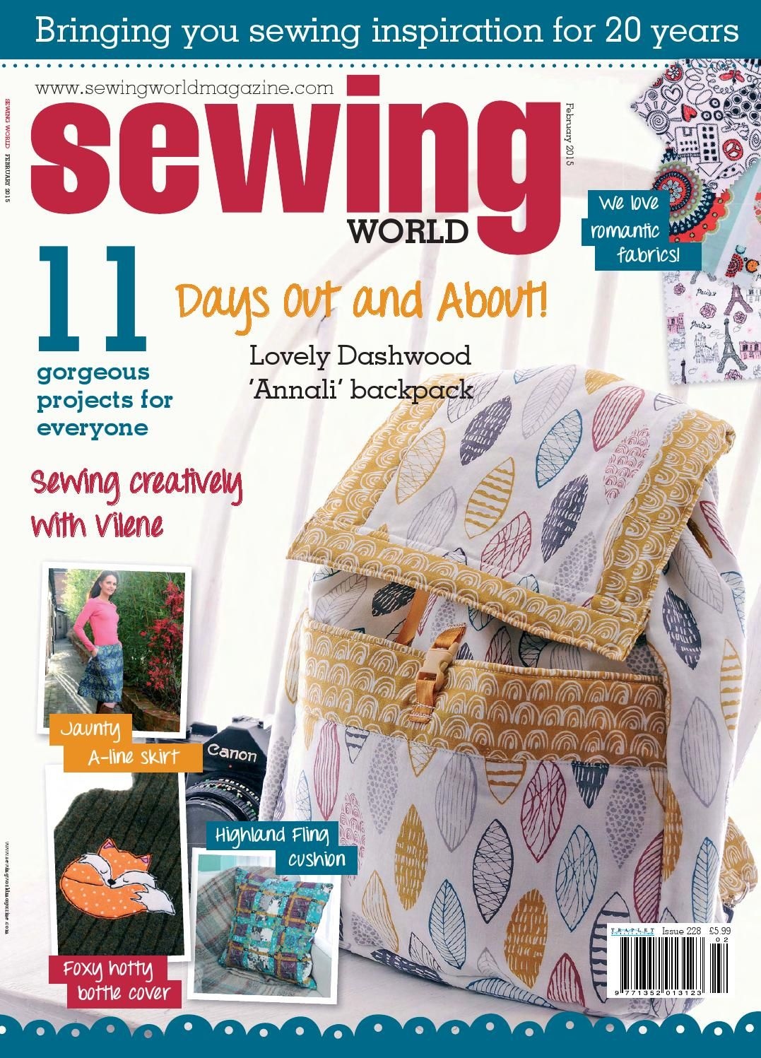 Sewing world 2015 02 sewing book or mag pinterest sewing sewing world 2015 02 jeuxipadfo Choice Image