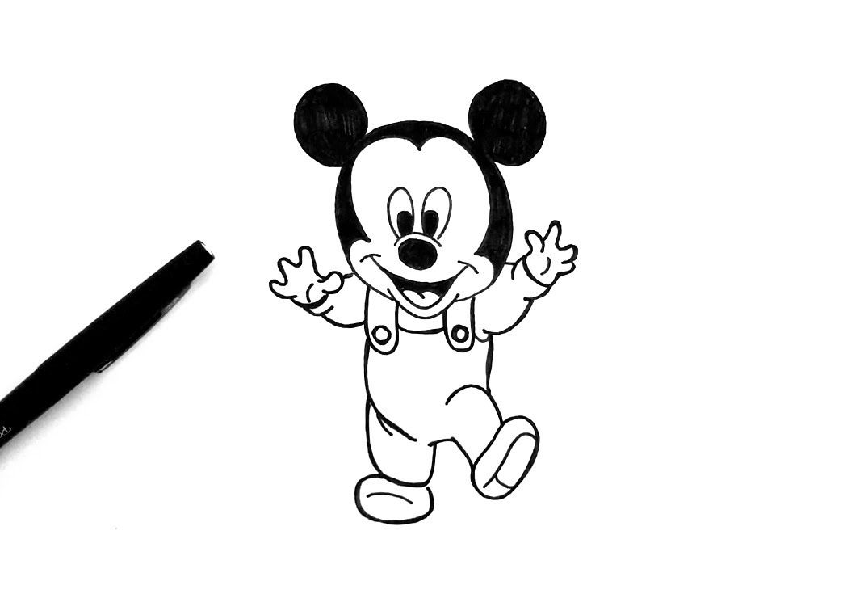 Resultat De Recherche D Images Pour Dessin Facile A Reproduire Par Etape Swag Disney Characters Minnie Character