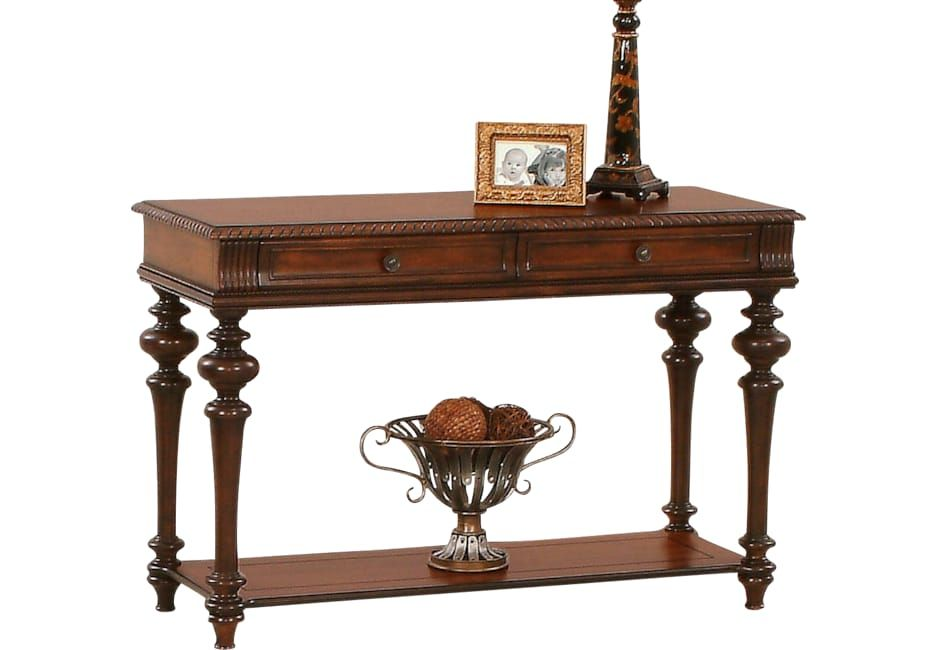 Reykin Cherry Sofa Table Sofa Tables Furniture Table