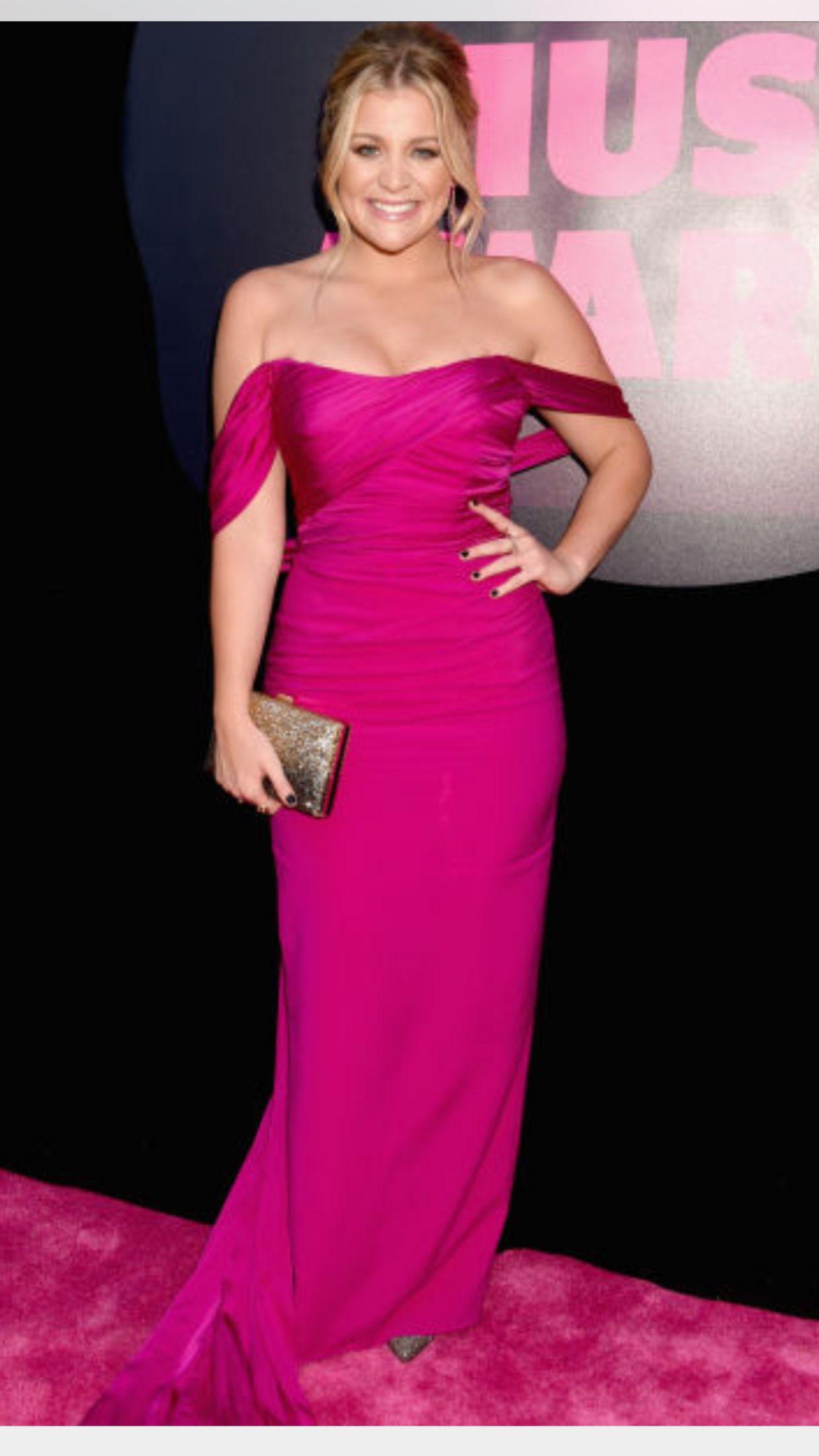 Lauren Alaina on red carpet @ CMT Awards | Lauren Alaina | Pinterest