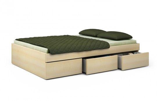 Bett Ahornjosefnein180 x 200 cm (mit Bildern) Bett