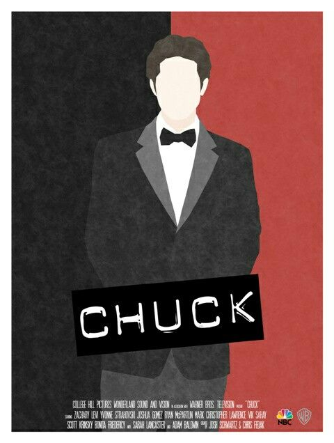 Pin By B On Minimalist Tv Serie Poster Design Show Chuck Tv Show Top Tv Shows Tv Shows
