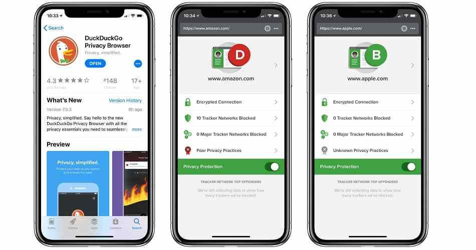 DuckDuckGo App Review Simple yet secure browser