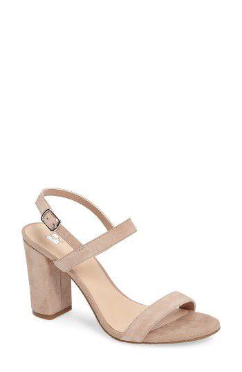 a8f15c5431ef BP. Lula Block Heel Slingback Sandal (Women) available at  Nordstrom