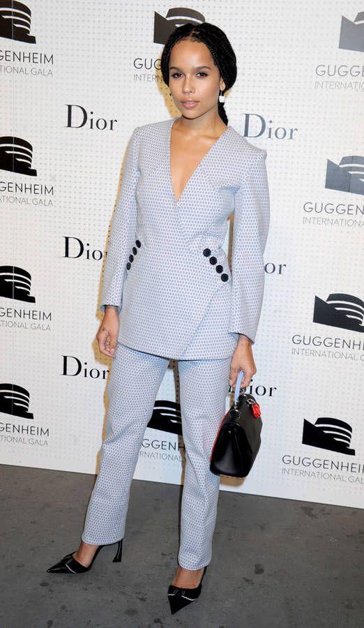 Dior : les stars portent les créations de Raf Simons - Elle