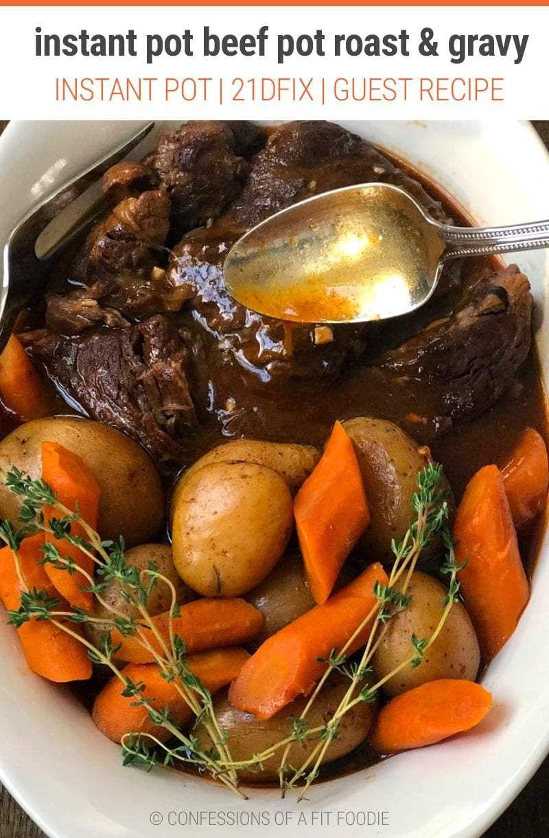 Instant Pot Beef Pot Roast With Potatoes Carrots Guest Recipe Recipe Best Pot Roast Pot Roast Recipes Instant Pot Dinner Recipes