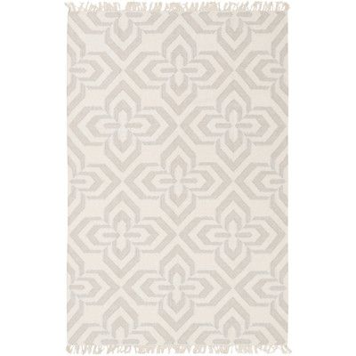 Red Barrel Studio Roselawn Taupe Area Rug Rug Size: 8' x 10'