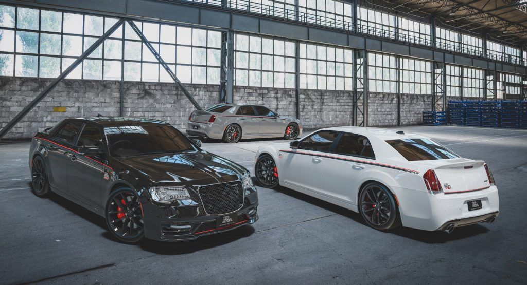 Chrysler Creates Limited Run 300 Srt Pacer Just For Australia