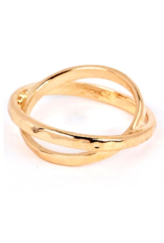 CHATOaccess 2D Dimensional Midi Ring : CHATOaccess