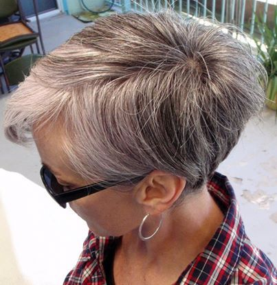 haircuts in front in back pictures consuela mapenez de a poco gorgeous gray aging 3929