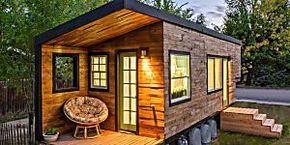 Tiny Houses Diese Mini Häuser Könnt Ihr Euch In